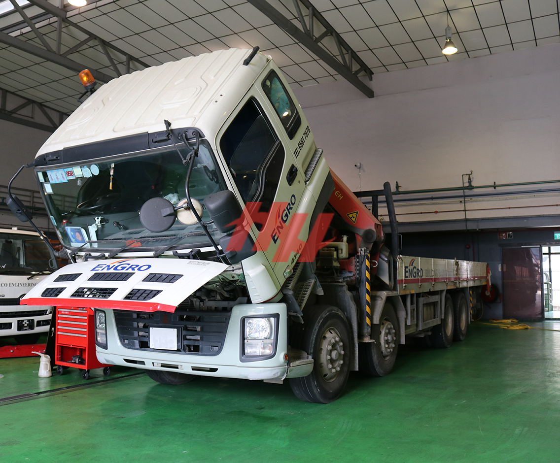 Truck Repair Service in Singapore