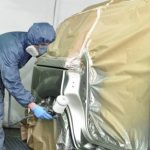Vehicle Spray Painting Singapore