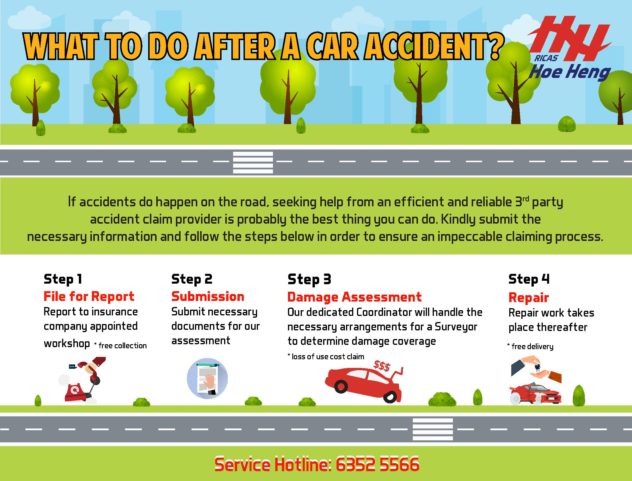 Vehicle Accident Claim Singapore