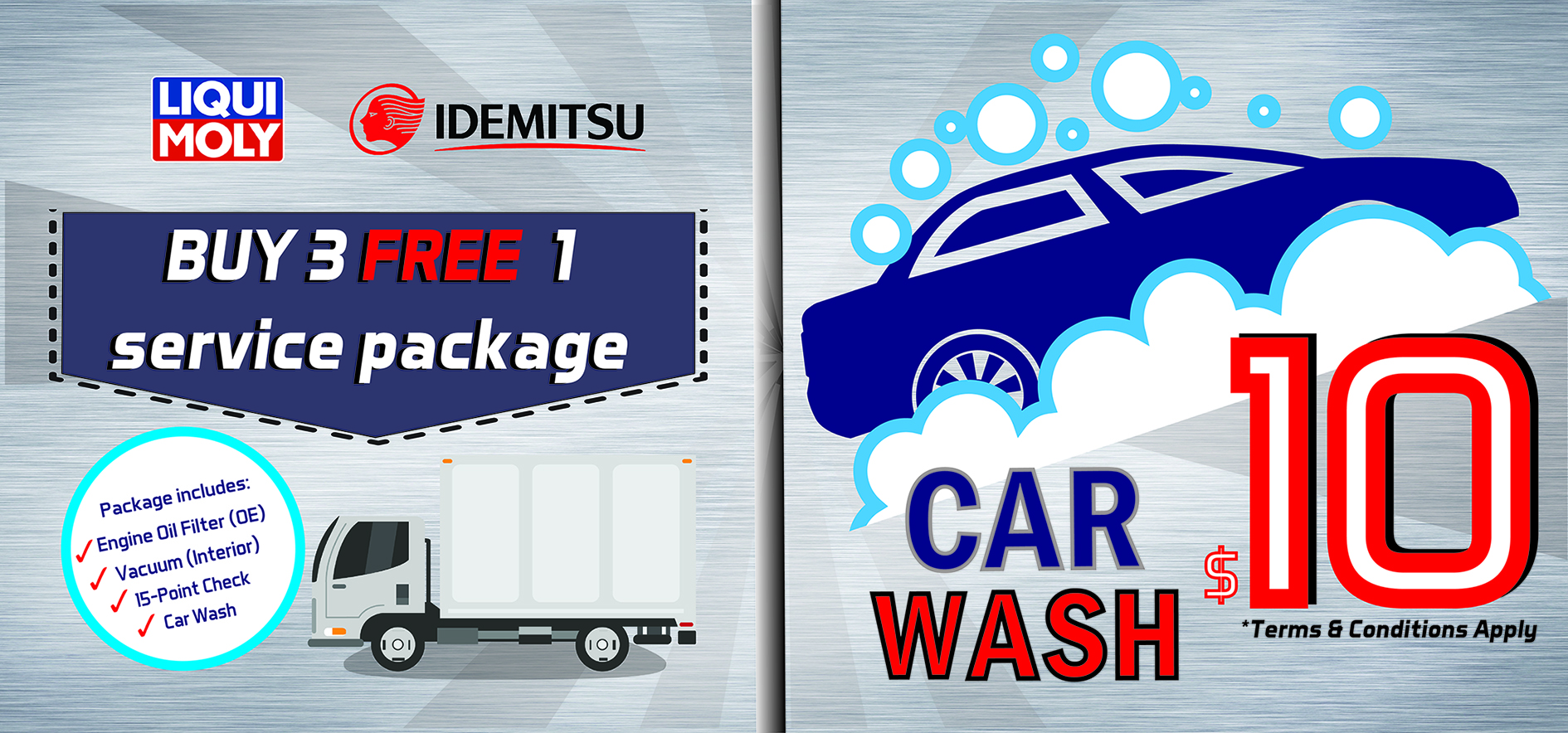 $10 Cheap Car Wash Service Singapore