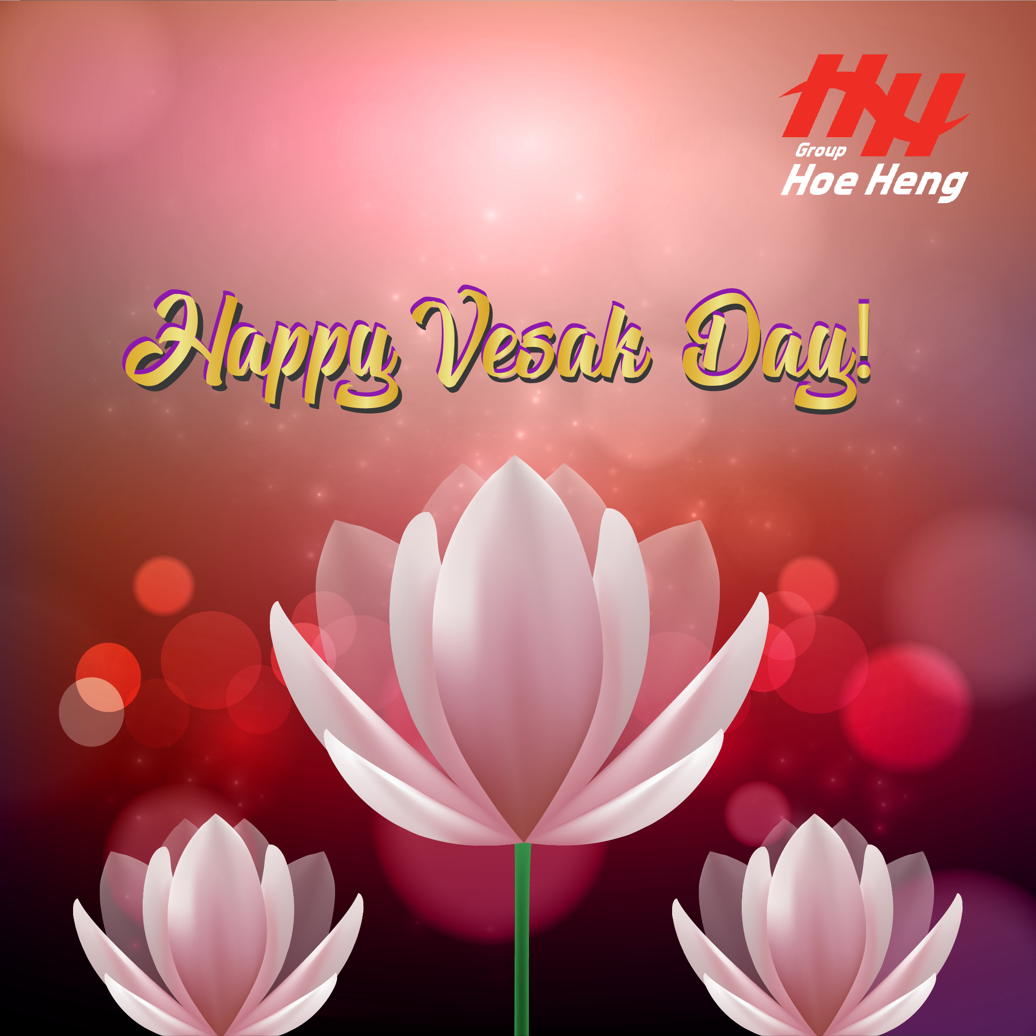 Happy Vesak Day!